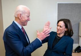 Senadora Kamala Harris é escolhida vice de Biden nas eleições dos EUA