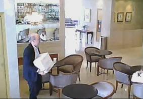 Vídeo: dinheiro desviado da saúde na PB e RJ era entregue em caixas de vinho, aponta MP