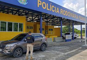 Homem preso com carro roubado na PB diz que comprou veículo por R$ 1 mil