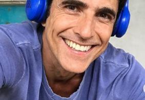 """Reynaldo Gianecchini comenta decisão de expor sexualidade: """"É um processo interno"""""""