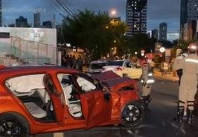 Motorista de BMW que colidiu e matou baterista vai responder por homicídio doloso