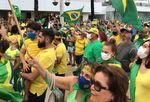 Em JP, apoiadores de Bolsonaro fazem ato pró-voto auditado