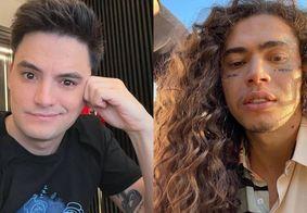 Felipe Neto e Whindersson Nunes se desentendem