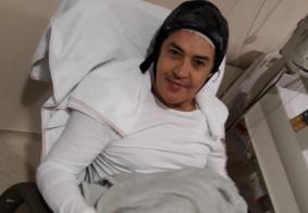 Beto Barbosa diz ter sentido tremores após primeira sessão de quimioterapia