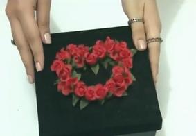 Aprenda a preparar uma caixa de presente criativa para o Dia das Mães