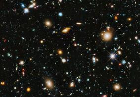 Cientistas da Nasa detectam existências de um possível universo paralelo
