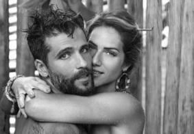 Giovanna Ewbank e Bruno Gagliasso comemoram 2 meses do bebê Zyan