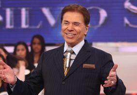 Com forte gripe, Silvio Santos falta ao Teleton pela primeira vez em 22 anos