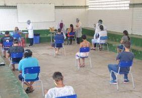 João Pessoa: centros já realizaram 1,8 mil testes de Covid-19
