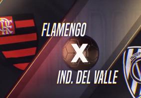 TV Tambaú transmite Flamengo x Independiente, nesta quarta-feira (30)