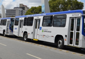 Campina Grande não terá ônibus circulando no próximo domingo (12)