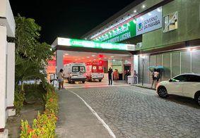 Hospital de Emergência e Trauma, em João Pessoa