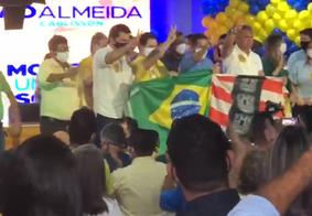 Convenção oficializa João Almeida como candidato do SD à Prefeitura de João Pessoa