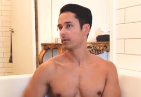 Ator pornô paraibano revela caso com astro do cinema e prática incestuosa com o próprio pai
