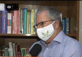 Fábio Rocha, secretário de Saúde de João Pessoa