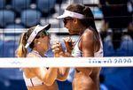 Ana Patrícia e Rebecca avançam às quartas de final no vôlei de praia
