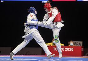 SIlvana perdeu nas semifinais, mas disputou o bronze
