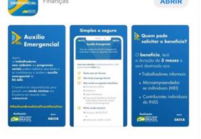 Saiba o calendário de pagamento do auxílio emergencial de R$ 600