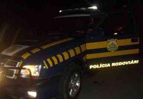 Acidente provoca interdição parcial na BR-230, em Santa Rita