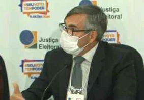 Presidente do TRE-PB faz balanço sobre pleito e parabeniza prefeito eleito em João Pessoa