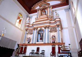 Basílica de Nossa Senhora das Neves, em João Pessoa