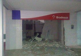 Vídeo: Polícia prende suspeitos de envolvimento em assaltos e explosões a banco