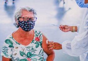 Quarta-feira termina com 5,6 mil idosos vacinados em João Pessoa