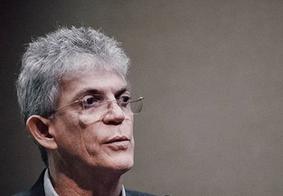 Ex-governador Ricardo Coutinho e a esposa viram réus suspeitos de fraudes no Lifesa da PB