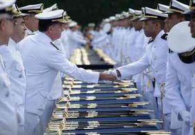 Marinha divulga dois editais para concursos públicos com salários de até R$ 8,2 mil