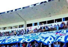 Torcidas organizadas do Atlético de Cajazeiras e do Nacional de Patos estão proibidas de entrar no estádio