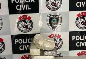 Casal é preso com cocaína avaliada em R$ 2,5 milhões, em Campina Grande