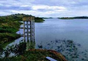 Barragem de Acauã recebe águas do Boqueirão por determinação da ANA, na Paraíba