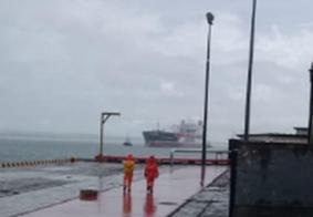 Vinte tripulantes de navio atracado em Cabedelo testam negativo para Covid-19, diz Sescab