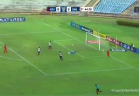 Salgueiro amarga derrota para 4 de Julho e segue sem vencer na Copa do Nordeste