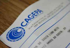 Campanha de negociação da Cagepa, com até 100% de desconto, termina domingo (31)
