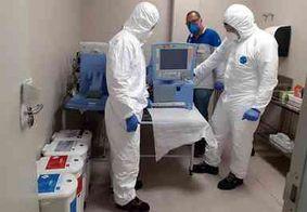 Justiça Federal dá prazo de 5 dias para empresa entregar respiradores ao estado da PB