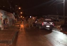 Polícia encerra festa e prende foragido da Justiça em João Pessoa