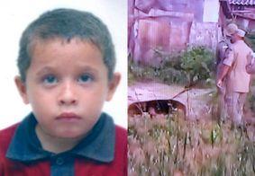 Com auxílio de cães farejadores da PB, corpo de menino de 8 anos é encontrado no RN