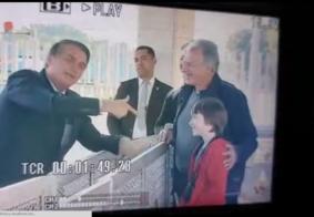 "Vídeo: ""Menina brinca de boneca e menino brinca de arminha"", diz Bolsonaro"