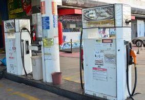 Menor preço da gasolina subiu R$ 0,10 em uma semana em João Pessoa