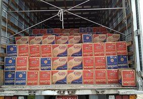 12 mil cestas básicas são distribuídas pela Prefeitura de João Pessoa