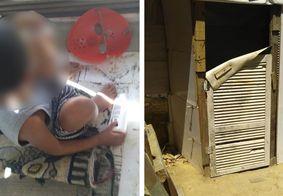 Criança com autismo, vítima de maus-tratos, é resgatada de galinheiro