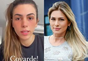 """Pétala acusa ex-marido de usar Lívia Andrade para atingi-la: """"Me deixe em paz"""""""