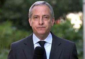 José Roberto Burnier pede licença da GloboNews para tratar câncer