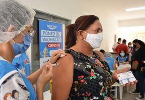 Mais de 18,8 mil pessoas já foram vacinadas contra a Covid-19 em João Pessoa