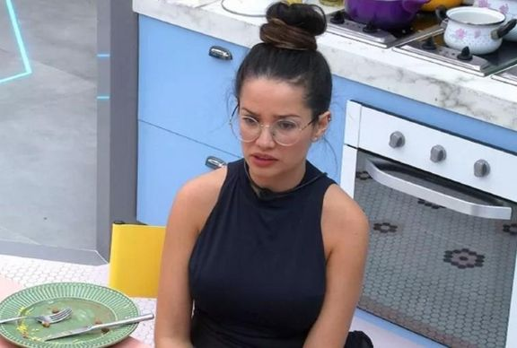 Juliette diz se preocupar com comportamento de Gilberto sobre teorias