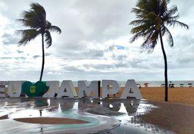 Letreiro 'Eu amo Jampa' é retirado do Busto de Tamandaré, em JP