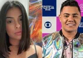 Ex-BBB Munik Nunes e Felipe Araújo estaria vivendo romance, afirma colunista
