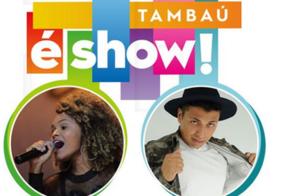 Dandara Alves e Gera Almeida são as atrações do Tambaú é Show