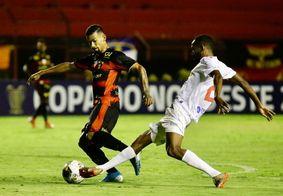 Copa do Nordeste: em partida com dois gols anulados, Sport e 4 de Julho empatam